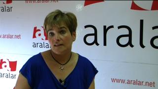 Rebeka Ubedari (Aralar) elkarrizketa