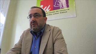 Jose Miguel Nuini (Ezkerra) elkarrizketa