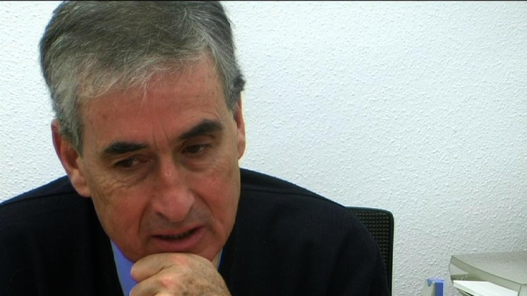 Ramon Jauregiri (PSE-EE) elkarrizketa