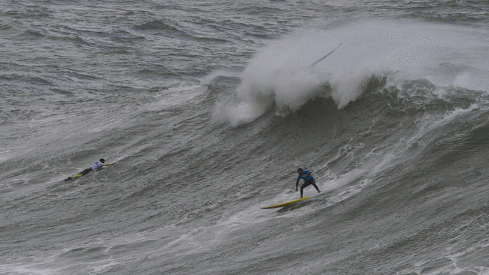 Punta Galeako surf txapelketa
