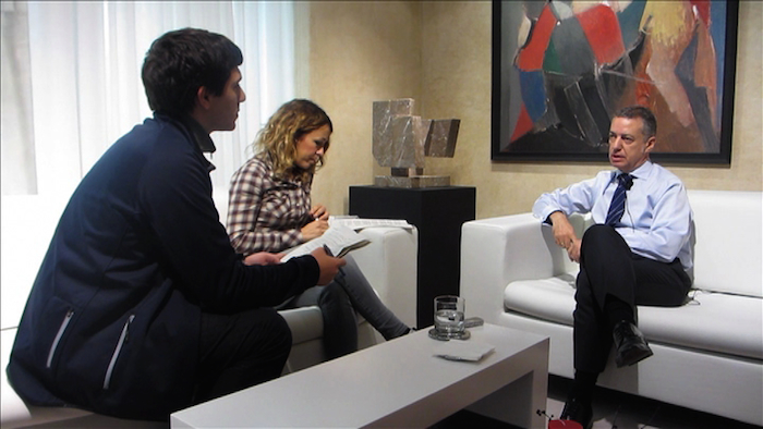 Iñigo Urkullu, Eusko Jaurlaritzako lehendakariari elkarrizketa: gizarte gaiak