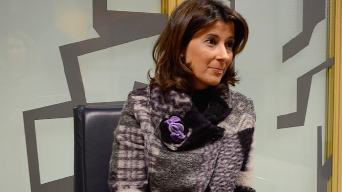 Elkarrizketa Laura Garridori
