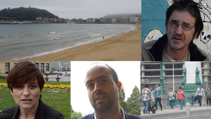 Erreportaje berezia: Donostia, hauteskundeen atarian